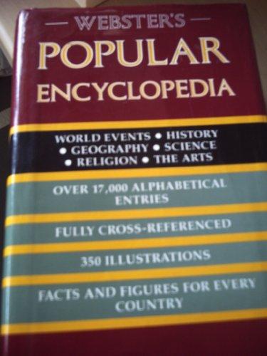9780091771805: Webster's popular encyclopedia