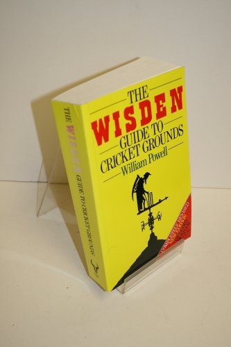 9780091771881: The Wisden Guide to Cricket Grounds