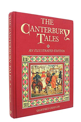 9780091772239: The Canterbury Tales: An Illustrated Edition