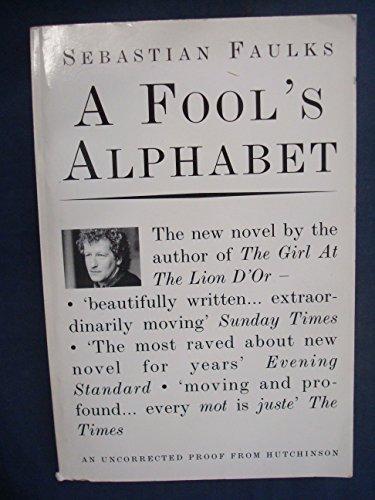 9780091772994: A Fool's Alphabet