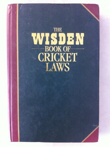 9780091773441: The Wisden Book of Cricket Laws