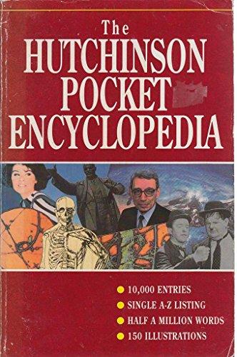 9780091774165: Hutchinson Pocket Encyclopedia