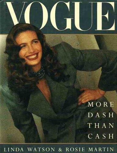 "9780091774189: ""Vogue"" More Dash Than Cash"
