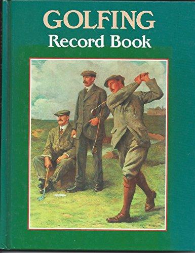 9780091775049: Golfing Record Book