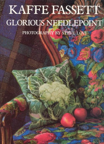9780091776695: Glorious Needlepoint