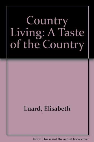 9780091776961: Taste Of Country