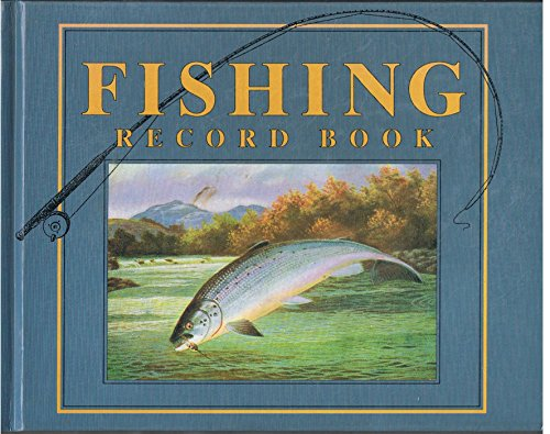 9780091778521: Fishing Record Book