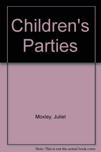 9780091778736: Children's Parties
