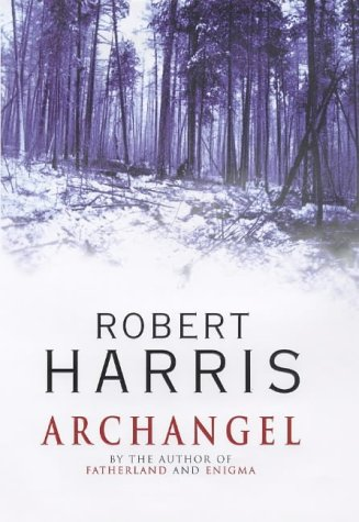 Archangel ***SIGNED***: Robert Harris