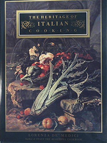 9780091781811: THE HERITAGE OF ITALIAN COOKING