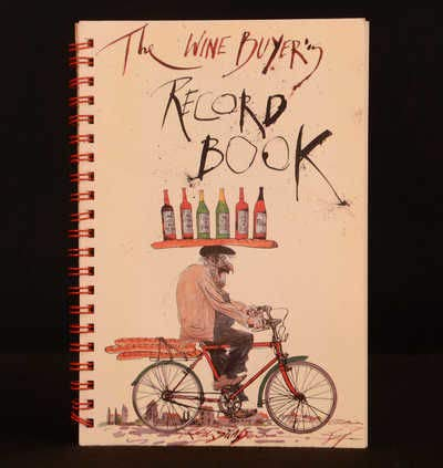 9780091783020: Wine Buyer's Record Book