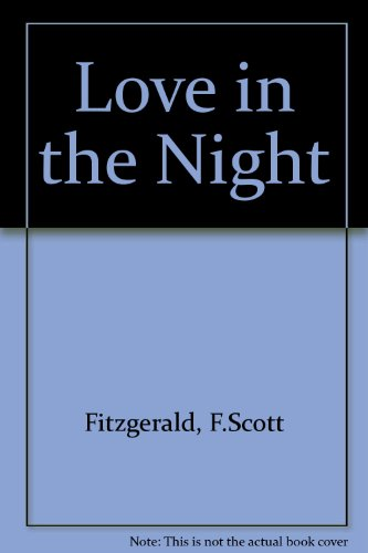9780091783631: Love in the Night