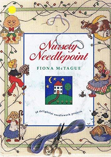 9780091784461: Nursery Needlepoint: 30 Delightful Needlework Projects