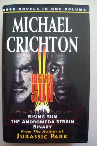 9780091785857: Michael Crichton Omnibus: