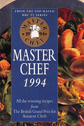 9780091786861: Masterchef 1994