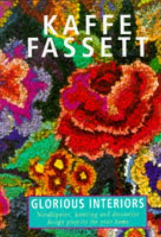 Glorious Interiors: Needlepoint, Knitting and Decorative Design: Kaffe Fassett