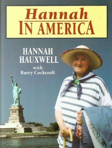 9780091787837: HANNAH IN AMERICA.