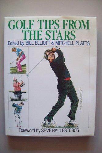 9780091788063: GOLF TIPS FROM THE STARS.