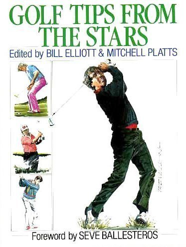 9780091788063: GOLF TIPS FROM THE STARS