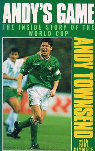 9780091790127: Andy's Game: Inside Story of the World Cup: The Inside Story of the World Cup