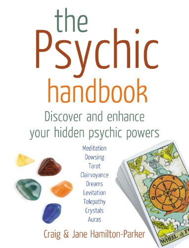 9780091790868: The Psychic Handbook: Discover and Enhance Your Hidden Psychic Powers