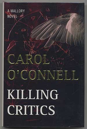 9780091791988: Killing Critics (A Mallory novel)