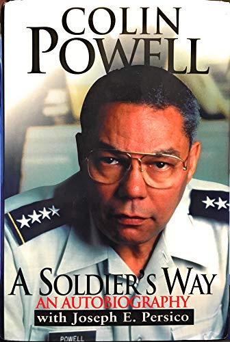 9780091791995: A Soldier's Way: An Autobiography