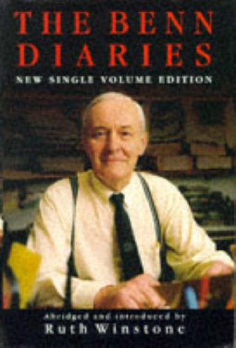 9780091792237: The Benn Diaries, 1940-90