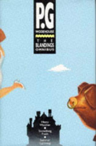 9780091792350: The Blandings Omnibus (Something Fresh Summer Lightning & Heavy Weather)