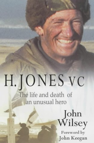 9780091793555: H.Jones VC: The Life and Death of an Unusual Hero