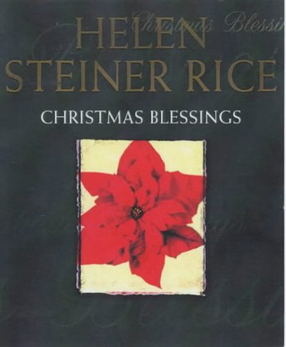 9780091793975: Christmas Blessings