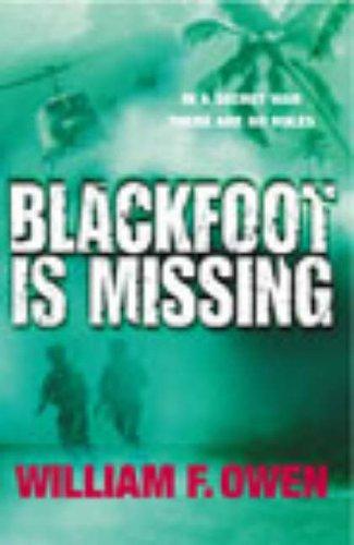 9780091794682: Blackfoot Is Missing