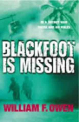 9780091795092: Blackfoot Is Missing