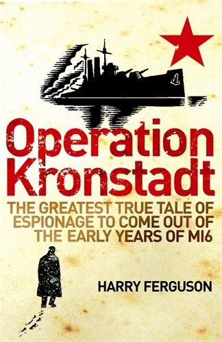 9780091796211: Operation Kronstadt