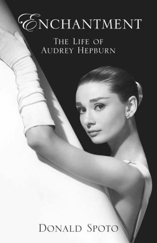Enchantment: The Life Of Audrey Hepburn (SCARCE HARDBACK FIRST EDITION, SECOND PRINTING SIGNED BY...