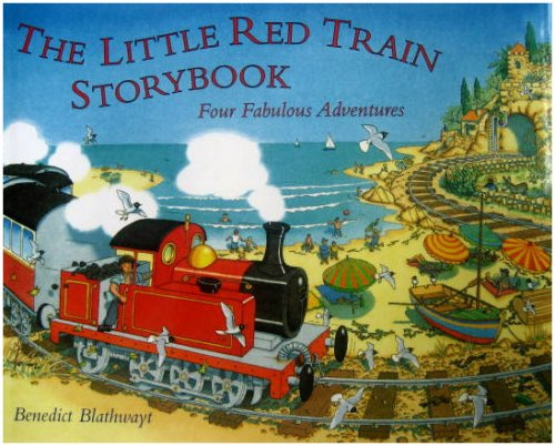 9780091798499: Little Red Train Adventures Storybook [Hardcover] [Hardcover]