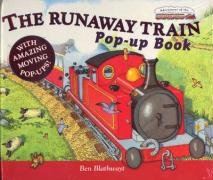 9780091798840: The Runaway Train Pop-Up Book: The Little Red Train