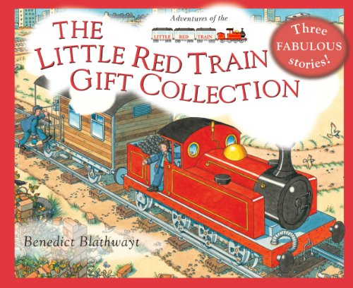 9780091798932: The Little Red Train Gift Collection