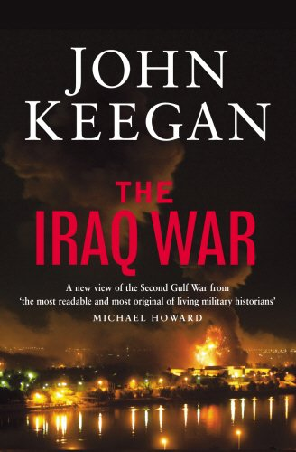 The Iraq War (0091800188) by Keegan, John