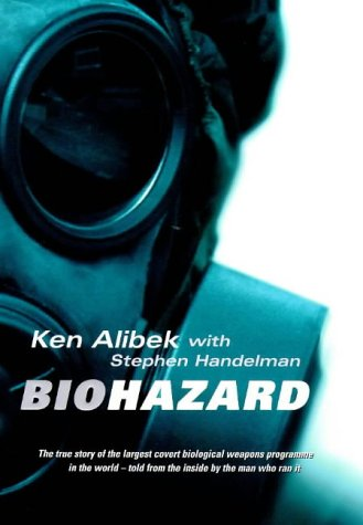 9780091800857: Biohazard