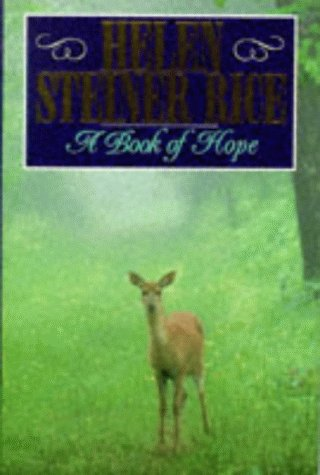 9780091801489: A Book of Hope