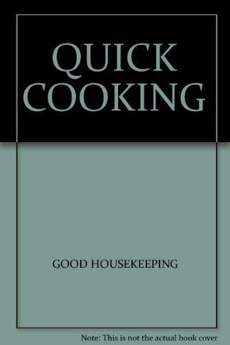 9780091805449: QUICK COOKING
