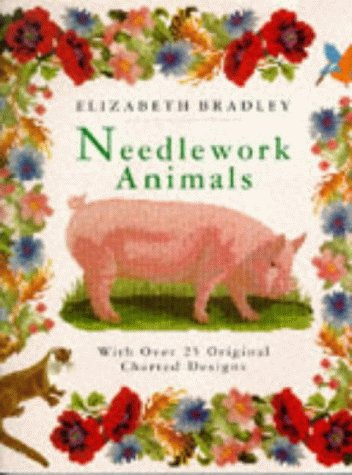 9780091807641: Needlework animals: with over 25 original charted designs