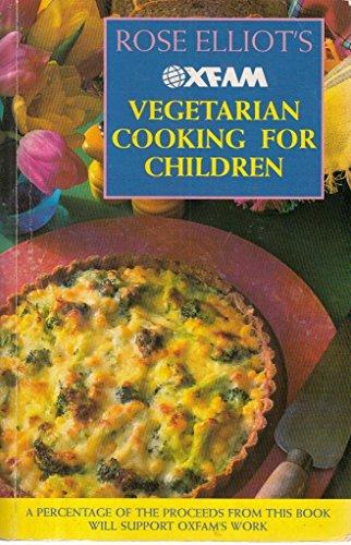 9780091808167: Oxfam Vegetarian Cooking for Children