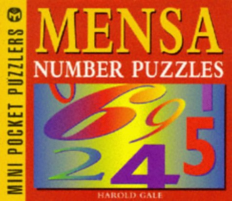 9780091808921: Number Pocket Puzzles