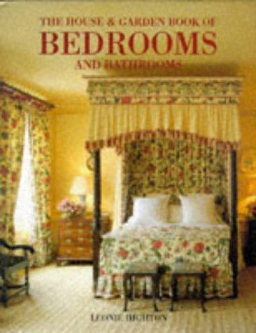 9780091809010: House & Garden Book Of Bedrooms & Bathrooms