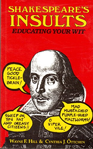9780091809911: Shakespeare's Insults