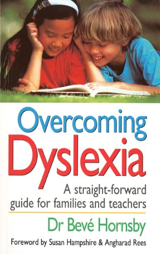 9780091813208: Overcoming Dyslexia: A Straightforward Guide for Families and Teachers