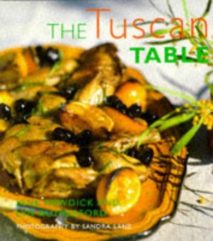 9780091814205: The Tuscan Table