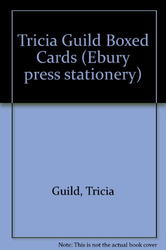 9780091814212: Tricia Guild Boxed Cards (Ebury press stationery)